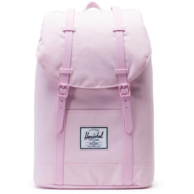 Herschel Retreat Backpack pink lady crosshatch